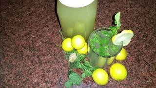 नींबू का शरबत – How to make Lemon Juice Recipe Video Hindi