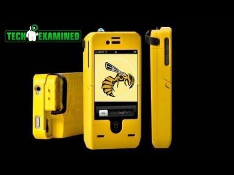 Yellow Jacket Stun Gun iPhone Case Review