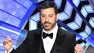 Jimmy Kimmel Leads Standing Ovation for 'Overrated' Meryl Streep, Slams Trump During Oscars Opening