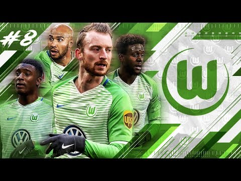 FIFA 18 WOLFSBURG CAREER MODE #8 - TRANSFER WINDOW IS OPEN & MILLIONS TO SPEND!
