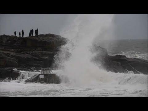 La tempête Carmen s'abat sur la France et fait un mort