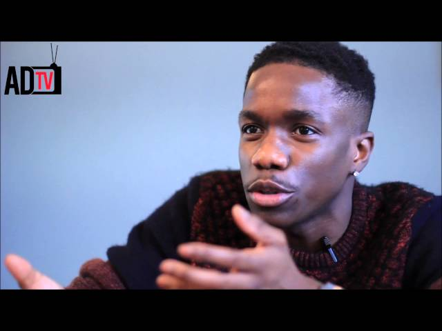 "@TinchyStryder and @AmaruDonTV: ""Young, Black and Successful"""