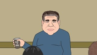 Joey Diaz Coffee Talk Moment - JRE Toons