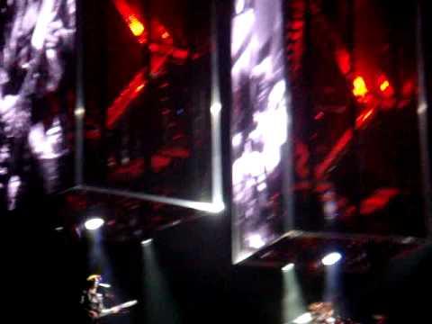 Muse Uprising Live Palacio de los deportes MADRID 2009
