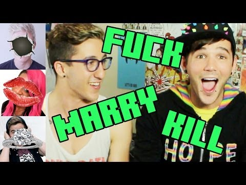 Fuck, Marry, Kill - Youtuber Edition video