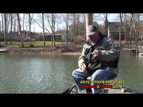 Bass FishingFROZEN OPEN 2012@ Lake Norman/Joeys Outdoor Adventures