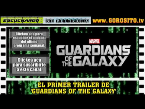Escuchando: DE PELÍCULA T3 / P06 - 1er BLOQUE - Godzilla / Noe / Guardians of the galaxy