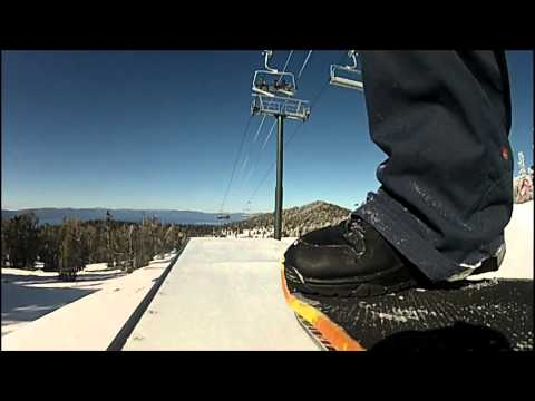 GoPro Hero 2 New Snow Skate Promo