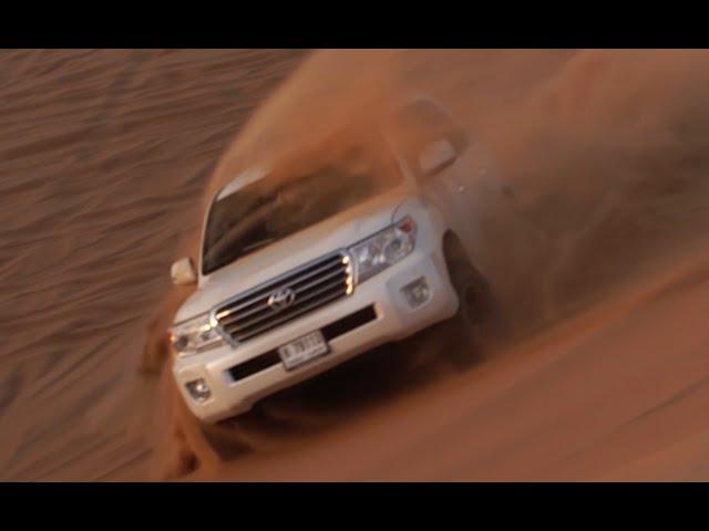 /BIG MUSCLE Dubai: Sleeper Land Cruiser - YouTube