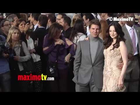 Tom Cruise, Olga Kurylenko, Agnes Monica