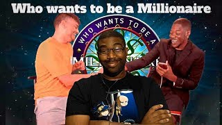 I need a lifeline-Who wants to be a millionaire (anime edition) reaction