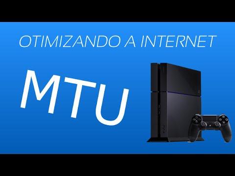 MTU - O que é e como medir - Qualidade de Conexão em Console e PS4