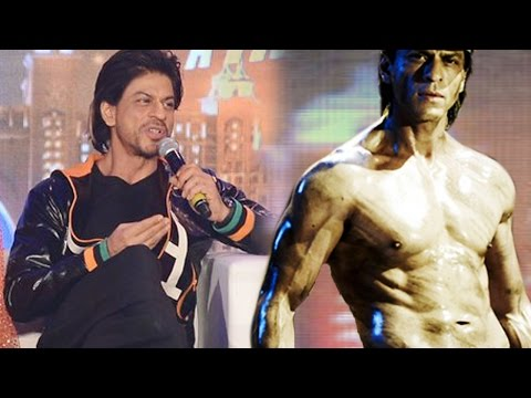 Shahrukh Khan's NUDE POSTER for Happy New Year