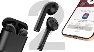 NEW AirPods 2 Leaks, Release Date & Concept + 2019 Apple Hype!