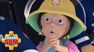 Firefighter Sarah ⭐️ Fireman Sam US | Best Rescues 🔥Kids Cartoons
