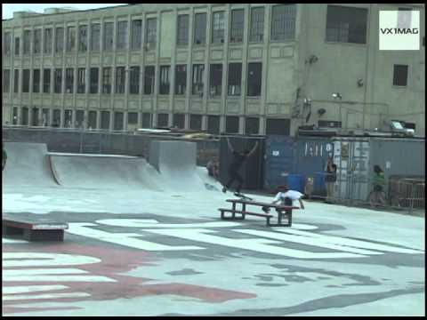 baker skateboards tour 2015 NYC