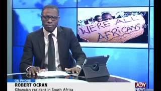 Xenophobic Attacks - News Desk (20-4-15)