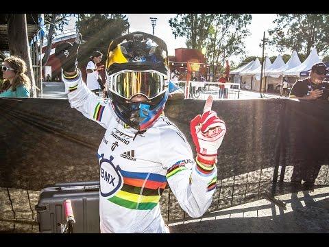 2016 UCI BMX Supercross / Santiago del Estero (ARG) - Women's Time Trial - Mariana Pajon