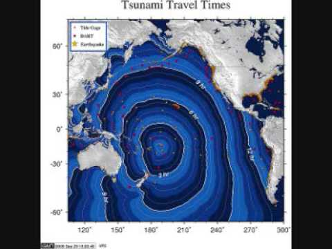 NZ Fire Service Radio Traffic: Pacific Tsunami Evacuations, 30 Sep 2009
