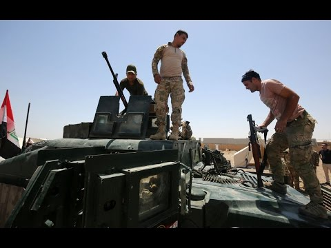 Iraq launches military operation to retake Fallujah from ISIS