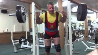 Equipped Squat Remy Dufour 11-09-2014