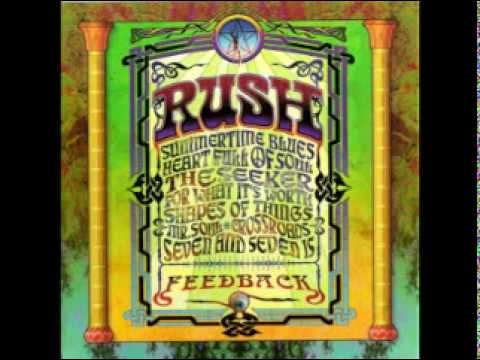 Rush - The Seeker