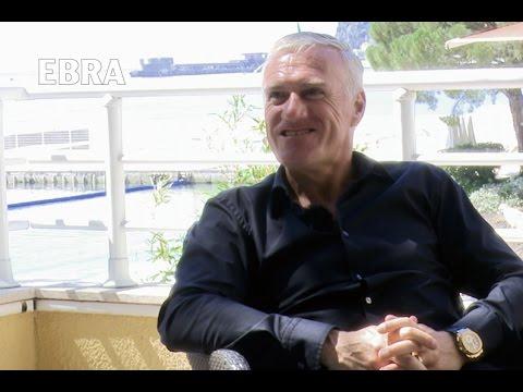 """EXCLUSIF. Didier Deschamps : """"Pour moi, le football n'était pas un métier"""""""
