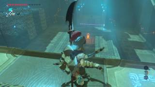 Zelda Breath of the Wild Ishto Soh Shrine - Bravery's Grasp Treasure Chest