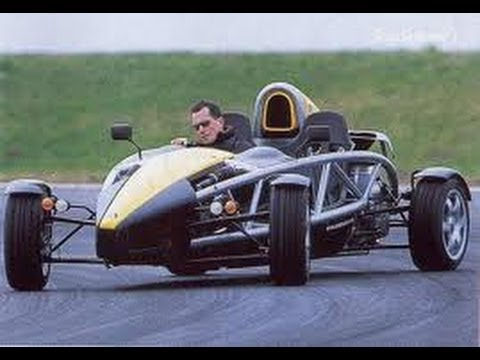 M13 and the ARIEL ATOM !