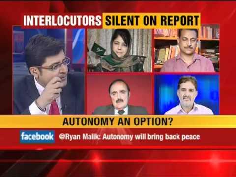 Debate: Autonomy still an option? - 1