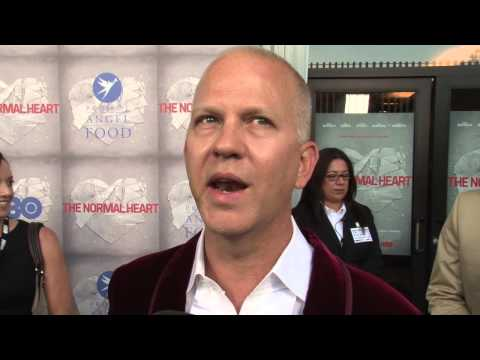 The Normal Heart: Ryan Murphy (Director) Exclusive TV Interview