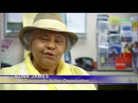 Edna James is the President of Commission on Aging and Adult Services and is ...