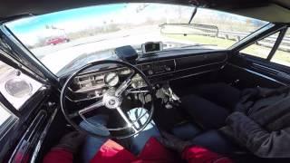 Driving a Dodge Coronet 440