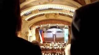 Pražské jaro 2008 - Fanfáry z opery Libuše