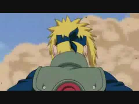 Minato Namikaze Shippuuden Amv