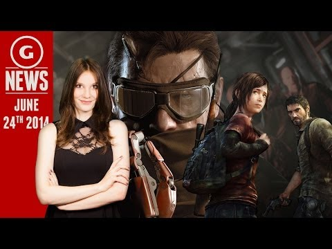 Ps4 Last Of Us Remastered Bundle Appears; Gta V As An Fps! - Gs Daily News video