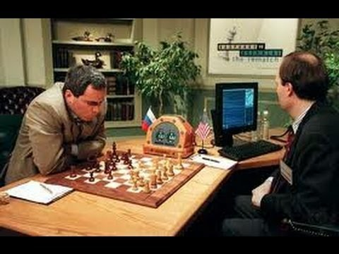 Amazing Game: Exchange Sacrifice Power! : Garry Kasparov vs Deep Blue - 1997 - Game 1