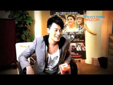 Running naked for movie  (Raymond Lam Pt 1)