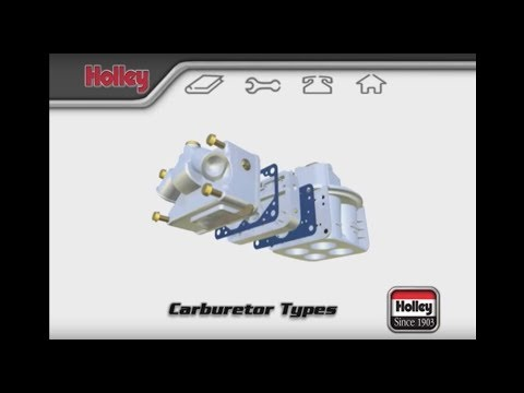 Holley Four-Barrel 4150 and 4160 Carburetors Explained