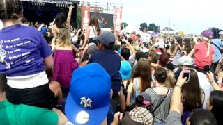 Call Me Maybe Shake Cam (Sound of Music Festival)