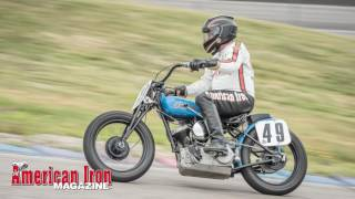 Classic Indian Motorcycle Racers Laconia 2016