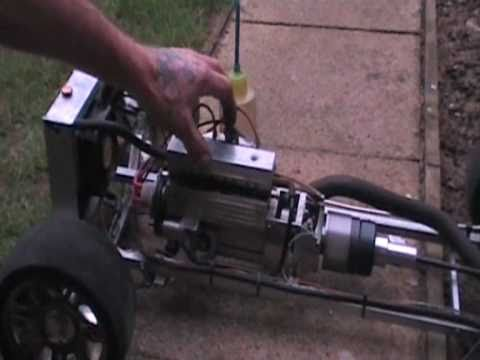 1 4 scale miniature engine car 4 cylinder youtube. Black Bedroom Furniture Sets. Home Design Ideas