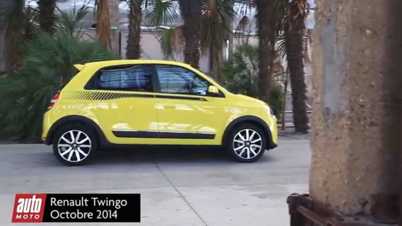 nouvelle renault twingo 3 essai complet youtube. Black Bedroom Furniture Sets. Home Design Ideas