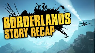 Borderlands Plot Recap in 4 minutes   [The Main Story]