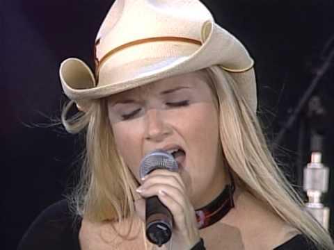 Trisha Yearwood - There Goes My Baby