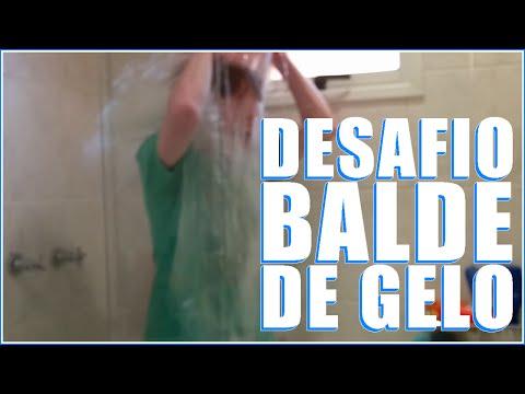 DESAFIO DO BALDE DE GELO! #IceBucketChallenge