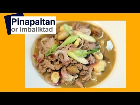 Pinapaitan Ilocano video