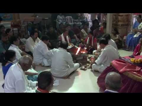 Shree Dattamala Kaivalya Yag seva at Shree Aniruddha Gurukshetram - 26 July 2014
