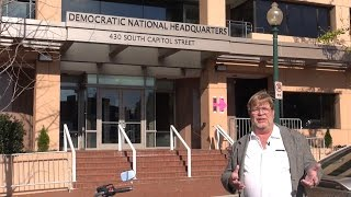 Republican and Democratic National Committee Headquarters in DC