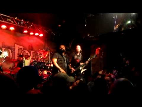 God Forbid - Where We Come From - live at Dingbatz Feb 24th 2012 (HD).MOV